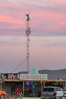 Communications Tower and The Artery 2015
