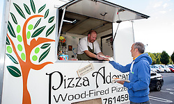 Pizza Adorare - Mandatory by-line: Robbie Stephenson/JMP - 08/09/2016 - BASKETBALL - SGS Arena - Bristol, England - Bristol Flyers v USA Select - Preseason Friendly