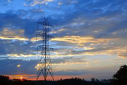 Torre de energia elétrica de alta tensão. FOTO: Jefferson Bernardes/Preview.com