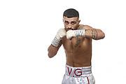 BOXEN: EC Boxing, Studioshooting, Winsen, 28.10.2020<br /> Volkan Gökcek<br /> © Torsten Helmke