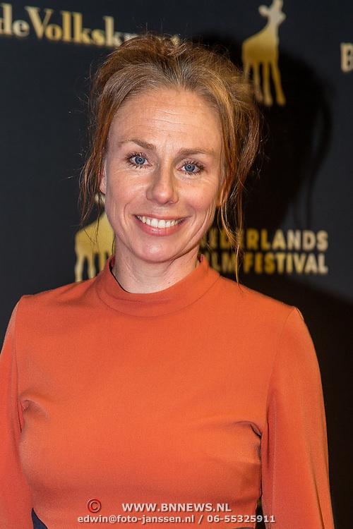 NL/Utrecht/20200929 - NFF filmpremiere Buiten is het Feest, Lottie Hellingman