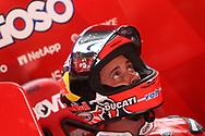 #4 Andrea Dovizioso, Italian: Mission Winnow Ducati Team during the Motul Dutch TT MotoGP, TT Circuit, Assen, Netherlands on 30 June 2019.