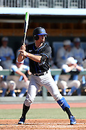 19 February 2017: Kentucky's Luke Heyer. The University of North Carolina Tar Heels hosted the University of Kentucky Wildcats in a College baseball game at Boshamer Stadium in Chapel Hill, North Carolina. UNC won the game 5-4.