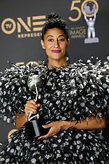 NAACP Image Awards Press Room - 30 Mar 2019