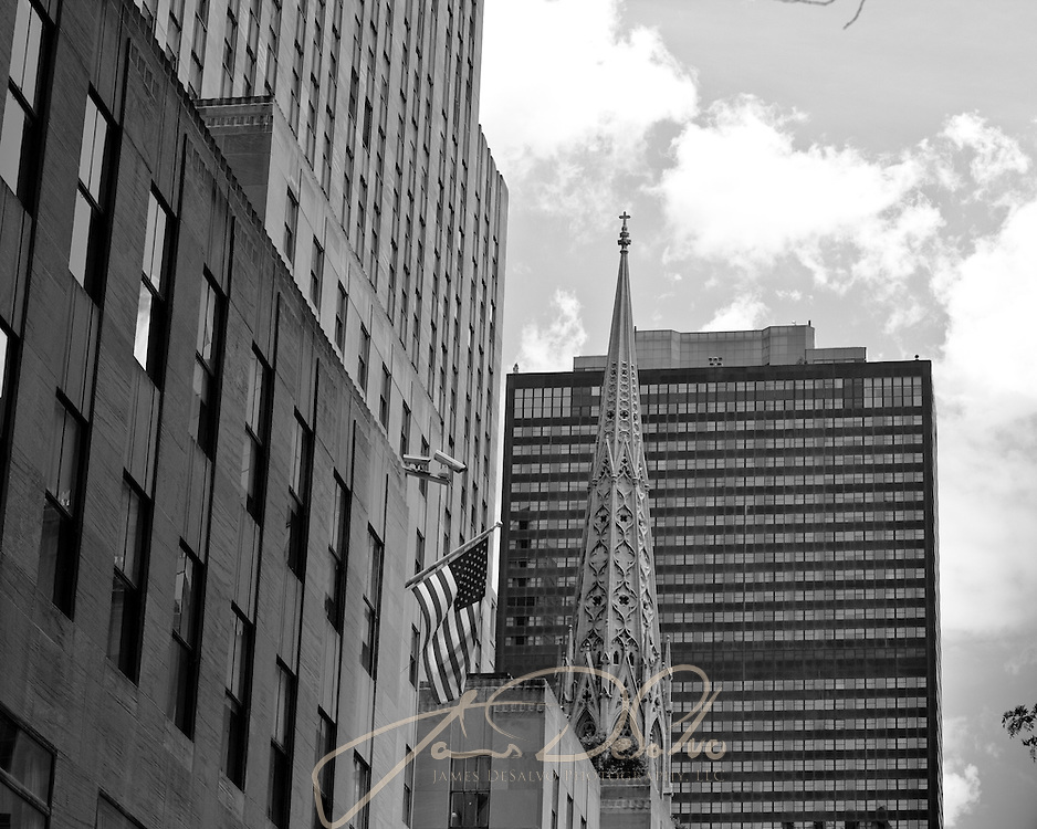 James DeSalvo Project - NYC Lines & Reflections NYC Architecture and Travel
