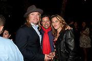 VAL KILMER; GEORGE PEREZ; ; TRACEY EMIN , White cube party. Soho House, Miami Beach. Miami Art Basel 201. 29 November 2011.