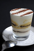 coffee flavoured Cream Dessert