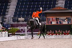 Minderhoud Hans Peter, NED, Glock's Dream Boy N.O.P, 152<br /> Olympic Games Tokyo 2021<br /> © Hippo Foto - Dirk Caremans<br /> 24/07/2021