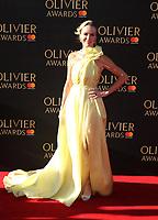 Amanda Holden, The Olivier Awards, Royal Albert Hall, London UK, 09 April 2017, Photo by Richard Goldschmidt