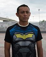 Portraits-US Mexico Border