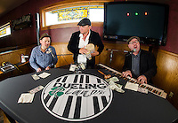 """Patrick's Pub and Eatery """"Dueling Pianos"""" promotional photos.  Karen Bobotas for Patrick's Pub and Eatery"""