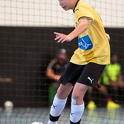 BRISBANE, AUSTRALIA - SEPTEMBER 16: During the QSFC Juniors Cup on September 16, 2017 in Brisbane, Australia. (Photo by Patrick Kearney)