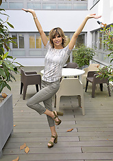 Paris: Lisa Rinna at QVC - 15 June 2017