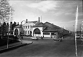 1963 - Exterior of Brittain Dublin Limited, Rathmines Road and Mr. Fry