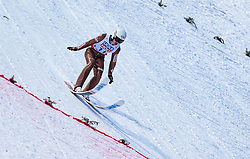 20.01.2018, Heini Klopfer Skiflugschanze, Oberstdorf, GER, FIS Skiflug Weltmeisterschaft, Einzelbewerb, im Bild Piotr Zyla (POL) // Piotr Zyla of Poland during individual competition of the FIS Ski Flying World Championships at the Heini-Klopfer Skiflying Hill in Oberstdorf, Germany on 2018/01/20. EXPA Pictures © 2018, PhotoCredit: EXPA/ JFK