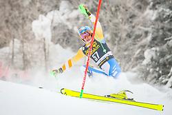 Steffan Winkelhorst (NED) during 1st run of Men's Slalom race of FIS Alpine Ski World Cup 57th Vitranc Cup 2018, on March 4, 2018 in Podkoren, Kranjska Gora, Slovenia. Photo by Ziga Zupan / Sportida