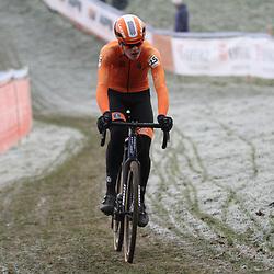 19-01-2020: Wielrennen: Wereldbeker Veldrijden: Nommay <br />Twan van der Drift