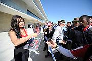 April 19-21, 2013- Ducati grid girl