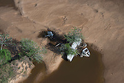 Plane crash<br /> Essequibo River<br /> GUYANA<br /> South America<br /> Longest river in Guyana