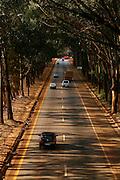 Nova Lima_MG, Brasil...Trafego na rodovia BR-040...The traffic on highway BR-040...Foto: LEO DRUMOND / NITRO