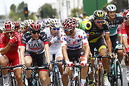 Julian Alaphilippe (FRA - QuickStep - Floors), Daniel Martin (IRL - UAE Team Emirates) during the 105th Tour de France 2018, Stage 21, Houilles - Paris Champs-Elysees (115 km) on July 29th, 2018 - Photo Luca Bettini / BettiniPhoto / ProSportsImages / DPPI
