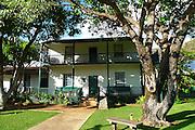 Baldwin House, Lahaina, Maui, Hawaii