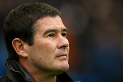 Burton Albion manager Nigel Clough - Mandatory by-line: Jason Brown/JMP - 11/02/2017 - FOOTBALL - Amex Stadium - Brighton, England - Brighton and Hove Albion v Burton Albion - Sky Bet Championship
