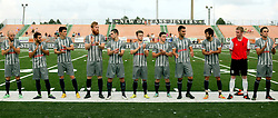 16 May 2015. New Orleans, Louisiana.<br /> National Premier Soccer League. NPSL. Nashville FC come to the New Orleans Jesters. Jesters drew 1-1 with Nashville.<br /> Photo; Charlie Varley/varleypix.com