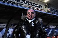 Cesar Puente president Grenoble - 21.01.2015 - Boulogne / Grenoble - Coupe de France<br />Photo : Philippe le Brech / Icon Sport