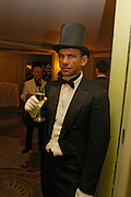 Igor Gorchov. War and Peace charity Ball, Dorchester Hotel. Park Lane. London. 17 February 2005. ONE TIME USE ONLY - DO NOT ARCHIVE  © Copyright Photograph by Dafydd Jones 66 Stockwell Park Rd. London SW9 0DA Tel 020 7733 0108 www.dafjones.com