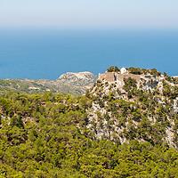 Monolithos - Rhodes - Greece