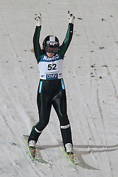 24.11.2012, Lysgards Schanze, Lillehammer, NOR, FIS Weltcup, Ski Sprung, Damen, im Bild Sagen Anette (NOR) during the womens competition of FIS Ski Jumping Worldcup at the Lysgardsbakkene Ski Jumping Arena, Lillehammer, Norway on 2012/11/23. EXPA Pictures © 2012, PhotoCredit: EXPA/ Federico Modica