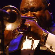 NLD/Rotterdam/20050627 - Concert BB King, trompetist