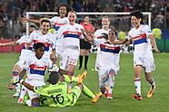 Olympique Lyonnais v Paris Saint-Germain 010617