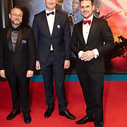 NLD/Amsterdam/20191218 - Premiere van Star Wars: The Rise of Skywalker, Levi van Kempen