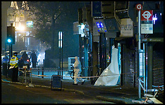 Shooting in Woodford Green
