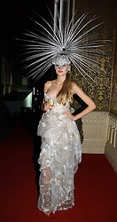 TETYANA PISKUN at the 2006 Moet & Chandon Fashion Tribute in honour of photographer Nick Knight, held at Strawberry Hill House, Twickenham, Middlesex on 24th October 2006.<br /><br />NON EXCLUSIVE - WORLD RIGHTS
