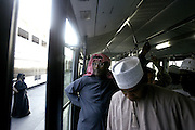 Airport bus  <br /> <br /> The Sultanate of Oman is a country in Southwest Asia. It borders the United Arab Emirates in the northwest, Saudi Arabia in the west, and Yemen in the southwest.<br /> The oil discovery, in the 60's, started to transform this asleep country. Today, Oman is  torn by modern roads, industrialized and rich ( Omanization ). The tradition still dominates life of the 2,5 million inhabitants: strong religion ( muslim ), traces of tribal loyalties and a very characteristic culture.