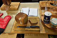 Rye, Whole Wheat, Oatmeal, Maple Syrup Bread. Image taken with a Leica CL camera and 23 mm f/2 lens (ISO 640, 23 mm, f/2, 1/60 sec).