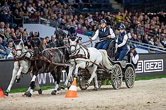 Opening Competition World Cup Driving - Stuttgart 2018