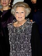Uitreiking van de Prins Claus Prijs 2014 n het Koninklijk Paleis in Amsterdam.<br /> <br /> Presentation of the Prince Claus Award in 2014 n the Royal Palace in Amsterdam.<br /> <br /> op de foto / On the photo: <br />  prinses Beatrix / Princess Beatrix
