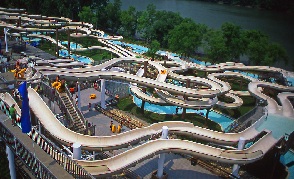 Sandcastle Waterpark, West Homestead, Pittsburgh, PA