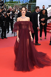 Izabel Goulart attending the Oh Mercy! premiere, during the 72nd Cannes Film Festival. Photo credit should read: Doug Peters/EMPICS