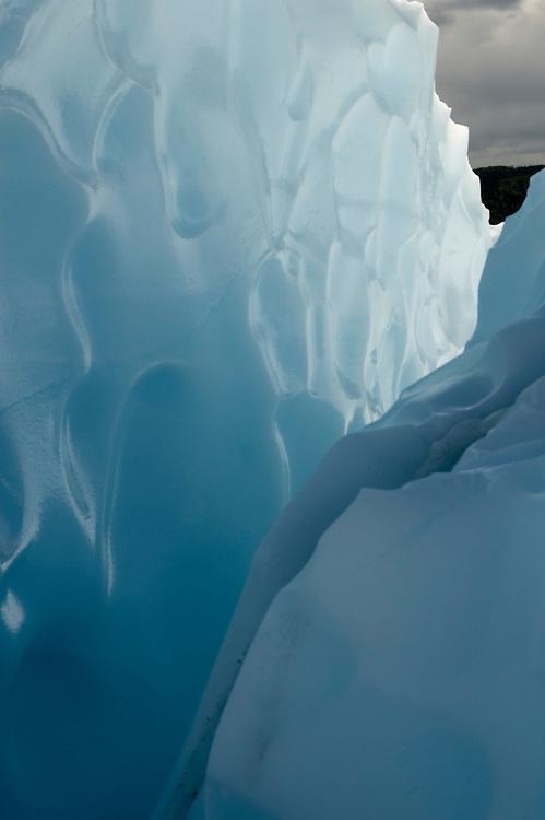 Ice Crevass