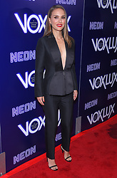 December 5, 2018 - Hollywood, California, U.S. - Natalie Portman arrives for the premiere of the film 'Vox Lux' at the Arclight theater. (Credit Image: © Lisa O'Connor/ZUMA Wire)