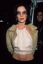 LARA FLYNN BOYLE.VH1 and Vogue 2000 fashion awards nominees salute at LOT 61 in New York 2000.k20186Hmc.(Credit Image: © Henry Mcgee/ZUMAPRESS.com)