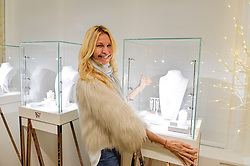 MELISSA ODABASH at a private view of Stephen Webster's new White Kite collection held at his store at 130 Mount Street, London on 24th November 2016.