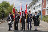Dieppe Raid 74th Anniversary Memorial Service 14.08.16