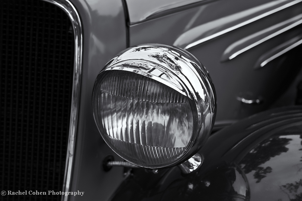 """""""1934 Chevrolet"""" mono<br /> <br /> Beautiful vintage Chevrolet workmanship in this 1934 model. Done in monochrome for a striking classic affect!!<br /> <br /> Cars and their Details by Rachel Cohen"""