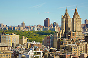 View of Central Park and the San Remo from 2025 Broadway, 30th floor